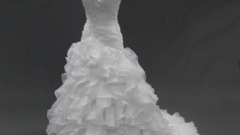 Vestido de Novia - N0008