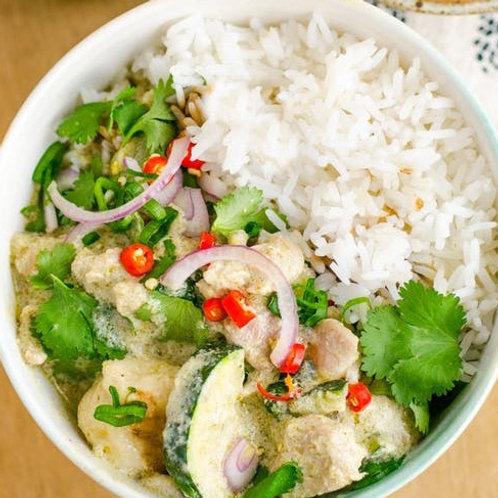 Thai Coconut Curry Chicken