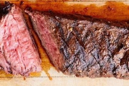 Sicilian Grilled Hanger Steak