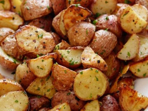 Garlic Butter Red Potatoes