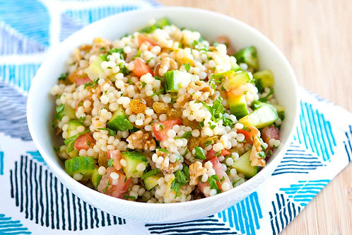 Toasted Herb Couscous