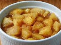 Stewed Cinnamon Apples
