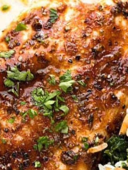 Oven Baked Chicken