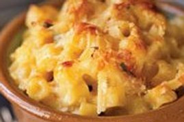Smoked Gouda and Cheddar Mac