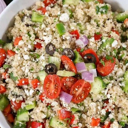 Greek Quinoa Salad