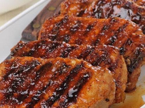 Maple Orange Pork Loin