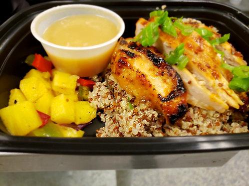 Pineapple Chicken Bowl