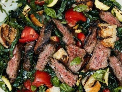 Tuscan Steak Salad