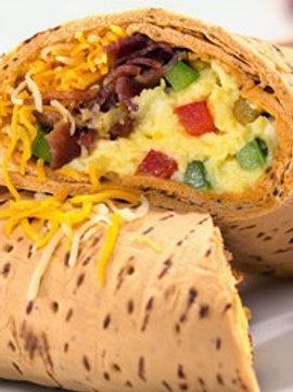 Denver Omelette Wrap