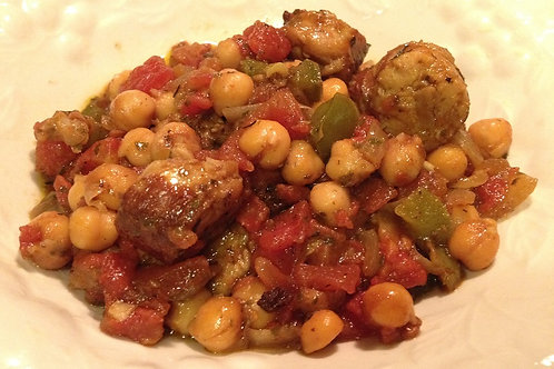 Italian Sausage Quinoa Stir Fry