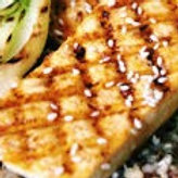 Citrus Ponzu Tofu Steaks