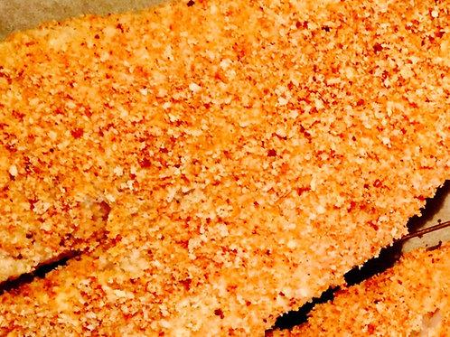 Crispy Crusted Cod