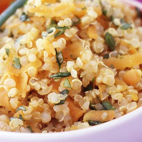 Orange-Cilantro Quinoa