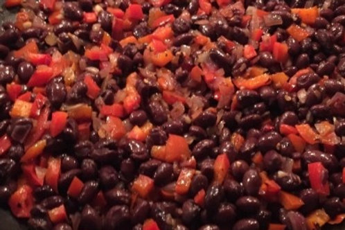 Mojo Black Beans