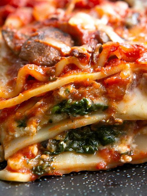 Linda's Vegetarian Lasagna