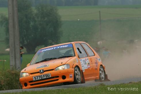 Rally Wervik