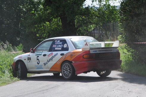 ANOTHER BELGIAN RALLY