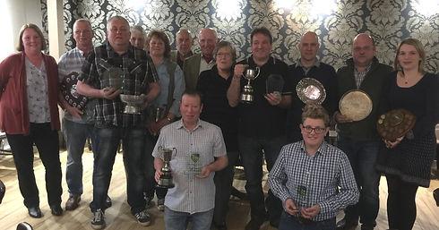 2017 Ripon Motor Sport Club Award Winner