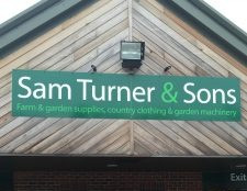 REPAIRS AND CLEANING AT SAM TURNERS GARDEN CENTRE