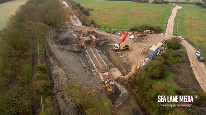 Grantham Canal Lock 14 Restoration