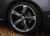 Wheel Coating (New Wheels)
