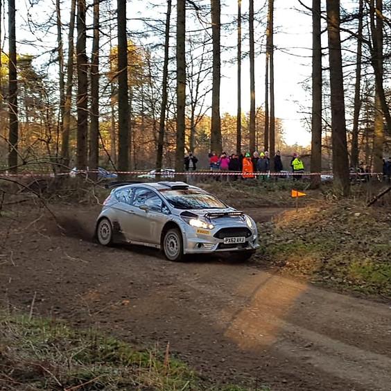 Hambleton Stages Rally 2022