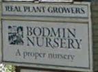 NEW SCREENING FOR BODMIN NURSERY