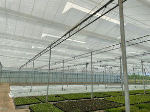NEW SCREEN SYSTEM AT HEMINGFORD PLANTS