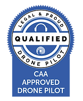 Civil Aviation Authority Approved Drone
