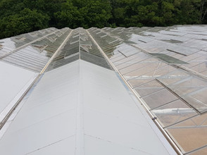 GLASSHOUSE ROOF CLEANING SERVICE