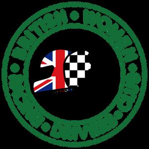 The British Women Racing Drivers Club logo