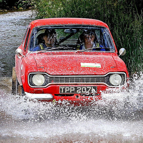 St Wilfrids Classic Rally 2022
