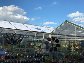 RE-ROOFING AT SOUTHWOOD GARDEN CENTRE