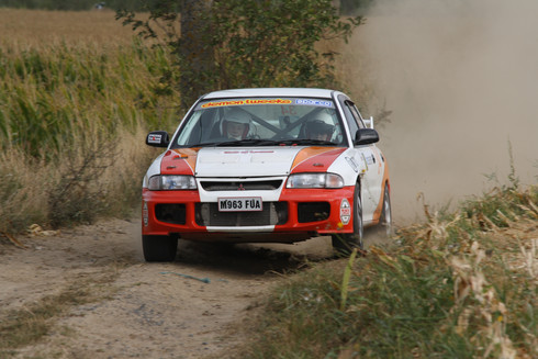 tarmac rallying