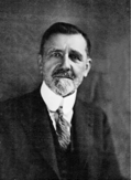 Émile BOREL, mathematician, forerunner of the European idea, founding member, President of the Association from 1927, then President of the International Union of Associations for the League of Nations in 1938