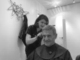 Bernard Darniche chez Hairskin Paris