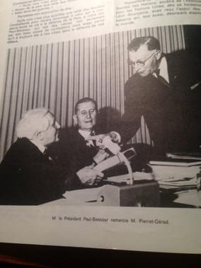 M. PAUL-BONCOUR and M. PIERRET-GERARD