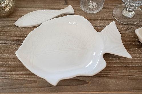 Piatto pesce bianco