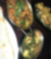 Our most recent Indian restaurant trip t