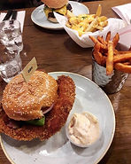 Handover meal at GBK 😊 welcoming the ne
