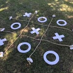 Lawn Games - Tic Tac Toe