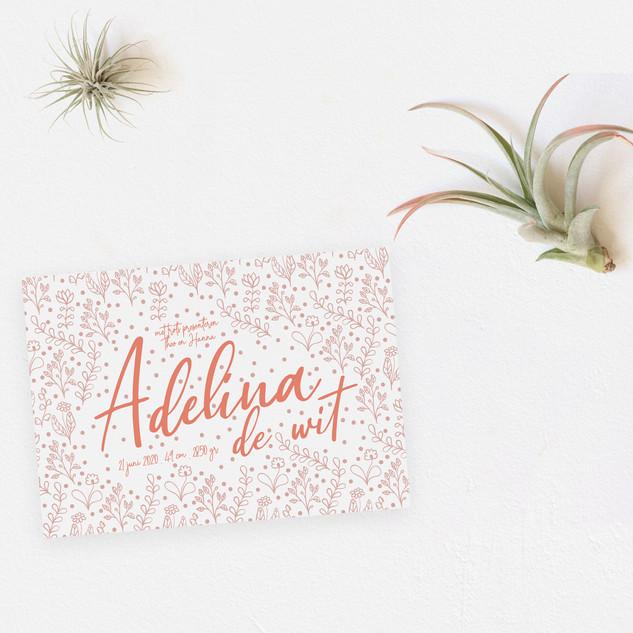 Adelina enkel A6