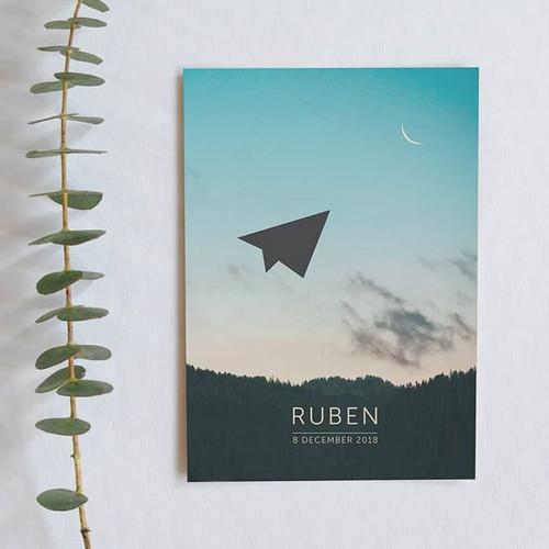 Hallo stoere Ruben, het is tijd om de we