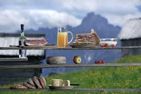 Südtiroler Produkte frisch vom Hof