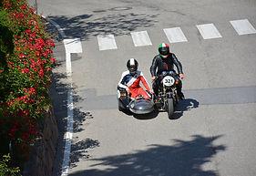 Oldtimer Motorradrennen in Nals