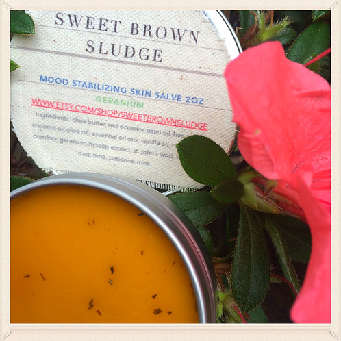 Mood Stabilizing Anxiety Relief Salve