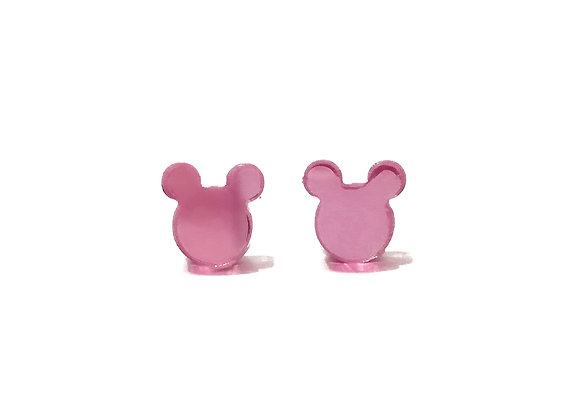 PINK MIRROR MICKEY MOUSE
