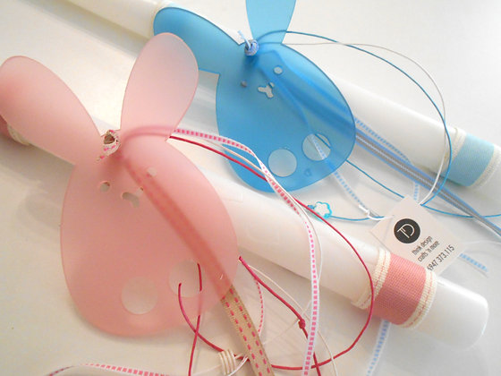 FINGER TOY BUNNY