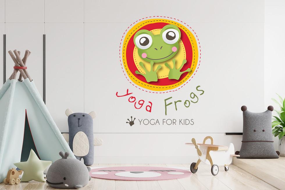 YOGA FROGS