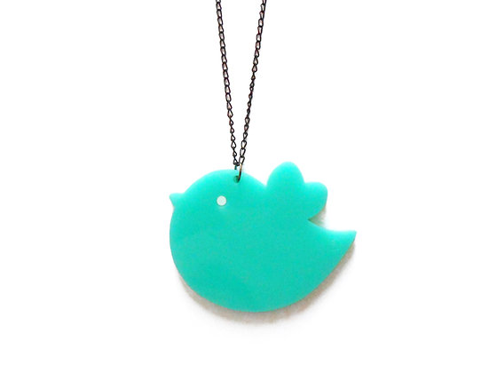 Turquoise Twitter